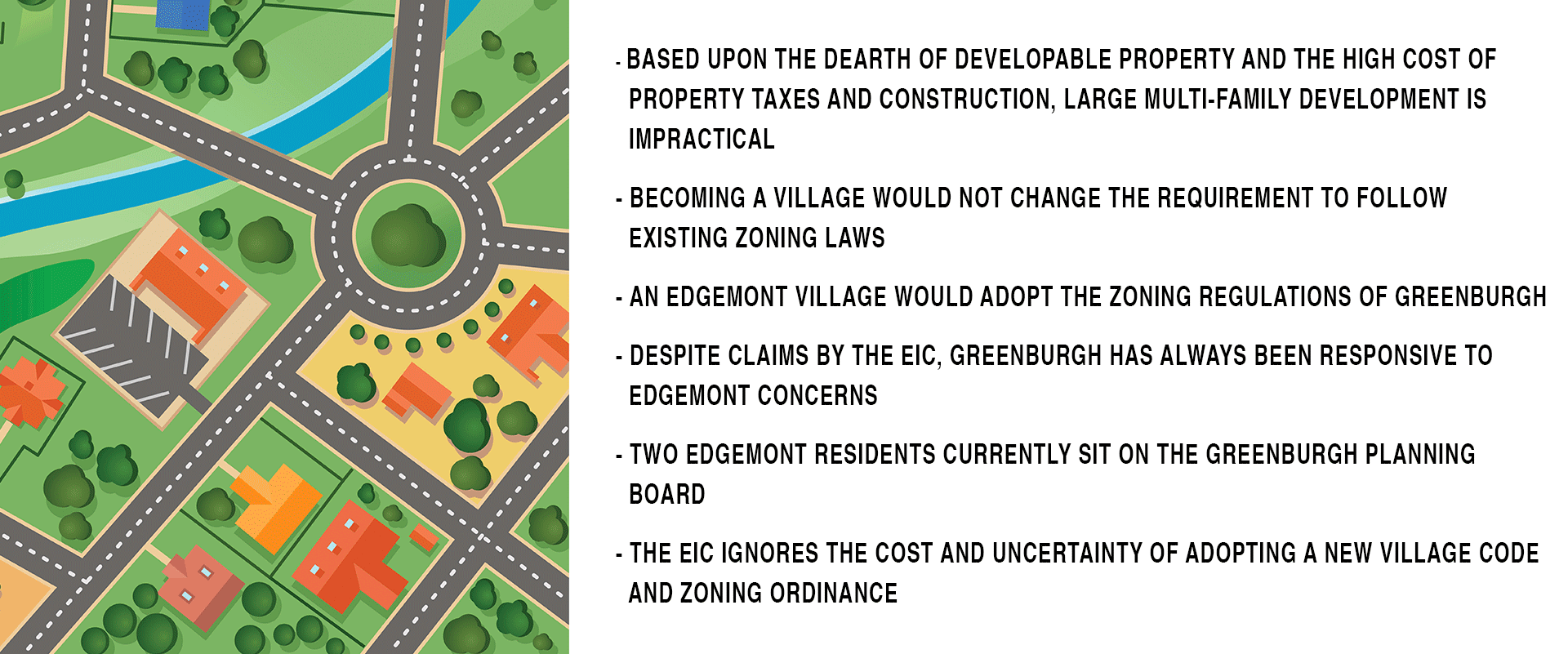 Zoning and Planning in Edgemont